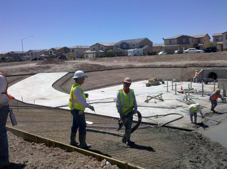 North County Gunite and Shotcrete - Heber Projects Photo # 2