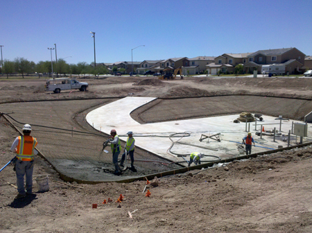 North County Gunite and Shotcrete - Heber Projects Photo # 3