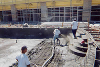 Shotcrete is the solution to the gunite dilemma.