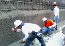 For walls and seismic retrofits shotcrete also is appealing to contractors